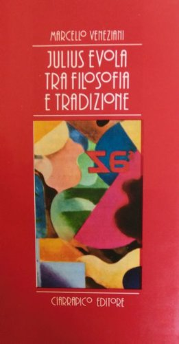 Book Cover: Julius Evola tra filosofia e tradizione