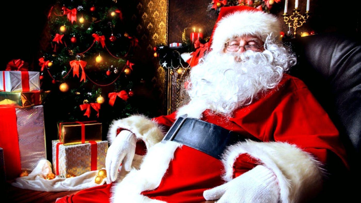Babbi Natale.Riabilitiamo Babbo Natale Marcello Veneziani