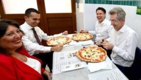 conte di maio pizze