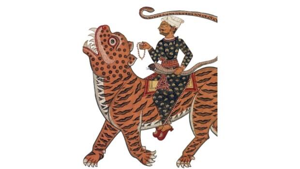 cavalcando la tigre